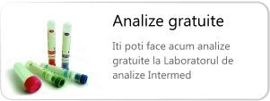 Analize Medicale Cluj Gratuite